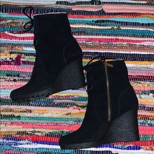 Micheal Kors black boots